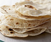 Chapattis (Indian flatbread)