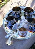 Kahwa (Moroccan coffee with spices)