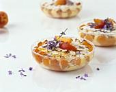 Ricotta-Aprikosen-Auflauf