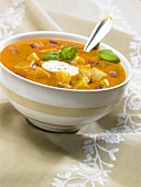Bavarian potato stew