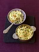 Weisskohlsalat mit Walnüssen