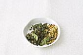 Blackberry leaf tea (dry)