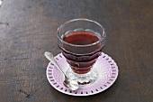 Whistle tea punch (UK)