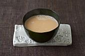 Indian ginger spiced tea