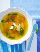 Sturgeon soup