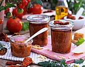 Dried tomato pesto