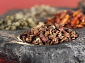 Sichuan pepper (close-up)
