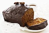 Piernik (Polish spiced honey cake for Christmas)