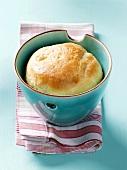 Bread baked in a pot