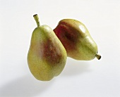 Two pears (variety: Big Top)