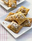 Ravioli dolci (Sweet ravioli, Italy)