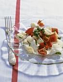 Insalata di baccalà (Salt cod salad, Italy)