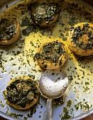 Cipolle al forno (Baked onions, Tuscany, Italy)