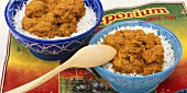 Madras curry (India)
