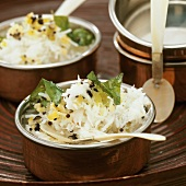 Coconut chutney (India)