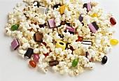 Popcorn and liquorice allsorts