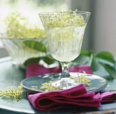 Elderflower juice