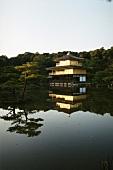 Japanisches Haus am See