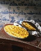 Parmetier de Kippers (herring bake, France)