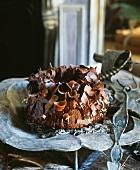Le gateau du Marquis de Carabas (chocolate cake, France)