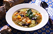 Pistou soup from Provence