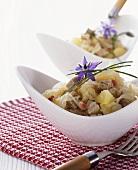 Kappes Graves (Sauerkraut stew with pork)