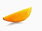 Wedge of mango