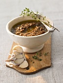 Tapenade (Olivencreme) aus der Provence