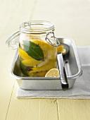 Pickled lemons