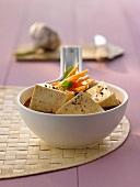 Tofu Sichuan style