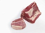 Fleischstück für Porterhousesteaks