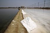 Sea salt extraction in Thailand