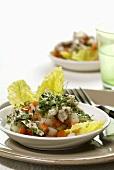 Insalata di pollo (Chicken salad, Italy)