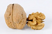 Walnut and shelled walnut