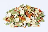 Soup seasoning (dried soup vegetables)