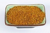Nasi goreng seasoning mix in dish