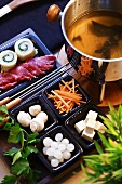 Japanese fondue