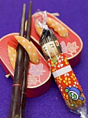 Chopsticks and Japanese items