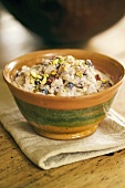 Indian spiced rice pudding