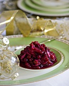 Cranberry Cumberland sauce