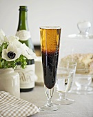 Black Velvet (drink made with Guinness and champagne)