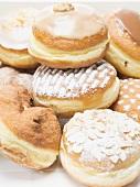 Assorted Carnival doughnuts