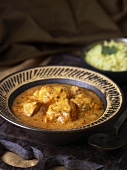 Chicken tikka masala (Indian chicken dish)
