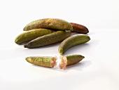 Australian finger limes (Microcitrus australasica)