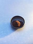 Sumac in a small dish