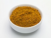 Gyros seasoning mixture in small bowl