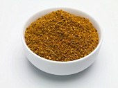Seasoning mixture for goulash