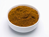 Chili guajillo, ground