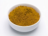 Exotic curry powder