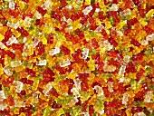 Gummi bears (full-frame)